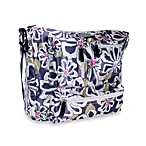 Amy Michelle™ Iris™ Diaper Bag in Charcoal Floral
