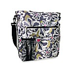Amy Michelle™ Lexington™ Diaper Bag in Charcoal Floral