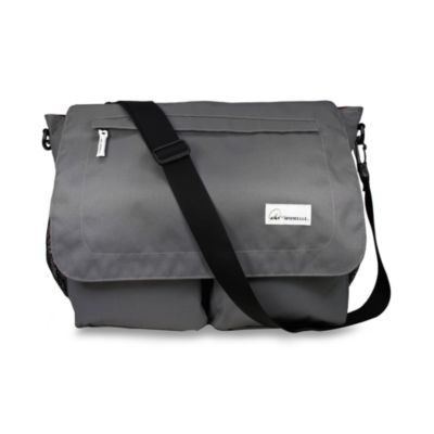 Amy Michelle™ Seattle™ Diaper Bag in Charcoal