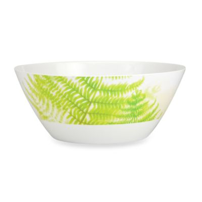 Zak! Designs® Fronds Melamine 3-Quart Serving Bowl