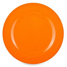 Zak! Designs® Ella Orange 9 1/4-Inch Salad Plate
