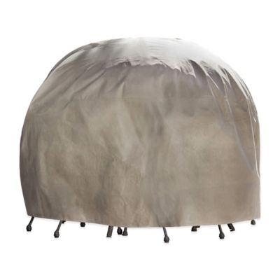 Duck Dome™ 76-Inch Round Dining Set Cover
