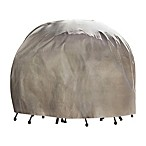 Duck Covers™ Round Patio Table & Chair Set Cover
