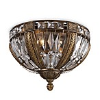 ELK Lighting Trump Home™ Westchester™ Millwood 4-Light Flush Mount Lamp