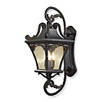 ELK Lighting 4-Light Outdoor Sconce in Weathered Charcoal