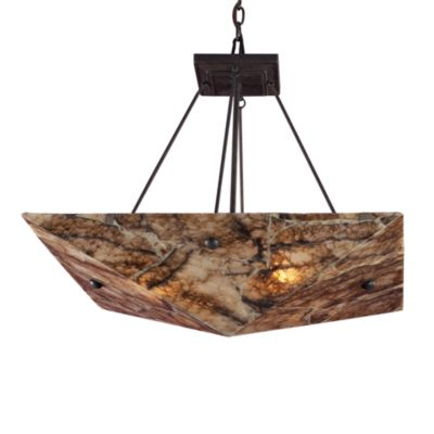 Buy Elk Lighting Farmhouse 1 Light Pull Down Pendant