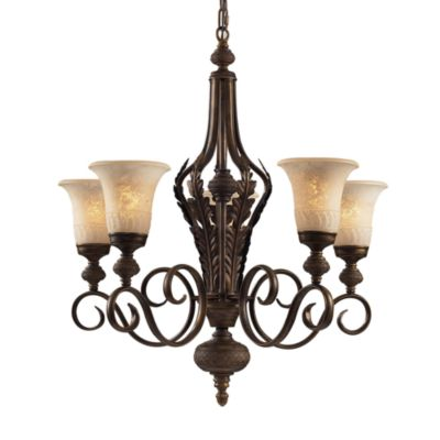 ELK Lighting Trump Home™ Westchester™ Briarcliff 5-Light Chandelier