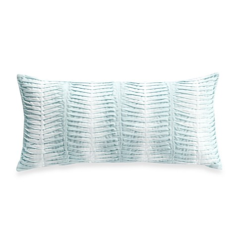 DKNY Willow Powder Oblong Toss Pillow