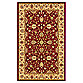 Safavieh Majesty 2-Foot 3-Inch x 12-Foot Runner in Red/Camel