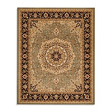 Safavieh Majesty 3-Foot 3-Inch x 5-Foot 3-Inch Accent Rug in Sage/Brown