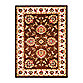 Safavieh Prescott 4-Foot x 6-Foot Accent Rug in Brown/Ivory