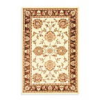 Safavieh Prescott 2-Foot 3-Inch 27 x 16-Foot Runner in Ivory/Brown
