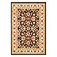 Safavieh Vanity Brown/Ivory 2-Foot 3-Inch x 8-Foot Runner