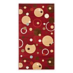 Safavieh Vera Red/Multi 5-Foot 3-Inch x 7-Foot 7-Inch Room Size Rug