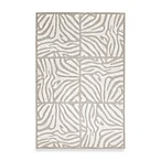 Surya Candice Olson Modern Classics Rug in Animal Ivory and Beige