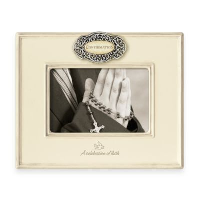 Confirmation in a Celebration of Faith 4-Inch x 6-Inch Frame