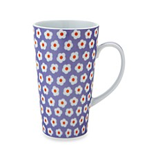 Classic Coffee & Tea 11-Ounce Daisy Mug in Purple