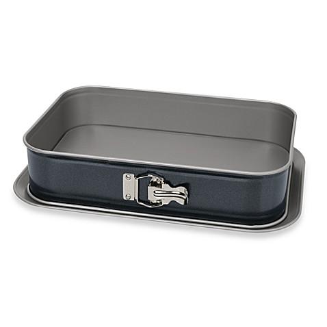 Kaiser Springform Cake Pan Rectangular