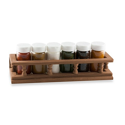 Small Countertop Spice Rack : Buy SeaTeak? Small Spice Rack from Bed Bath & Beyond