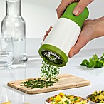 Microplane® Herb Mill in White