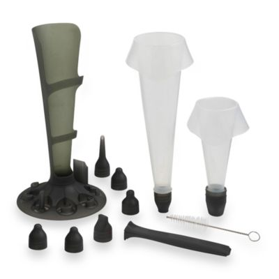 Mastrad® Poche a Douille Pastry Bag Set