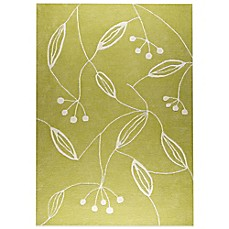 MAT Flora Hand-Tufted Wool Rug in Green