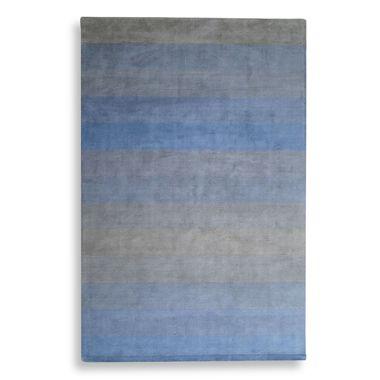 Nostalgia Blue 3' x 5' Rug