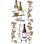 Wine Cellar Vinyl Wall Decal Set