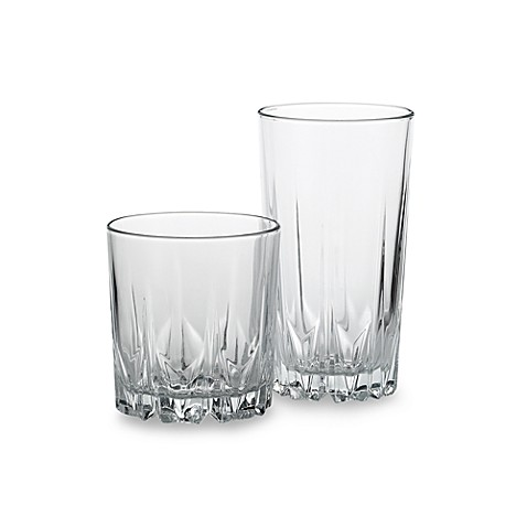 Essex Glass Drinkware