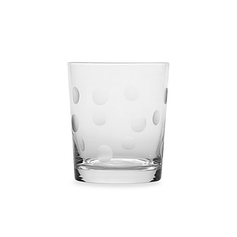 Home Essentials Pulse Clear 14-Ounce Double Old Fashioned (Set of 4)