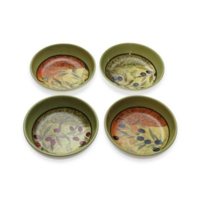 Olivia 8-Inch Pasta Bowls (Set of 4)