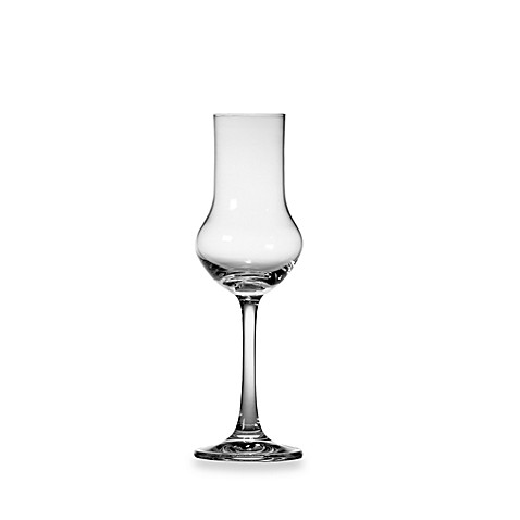 Nachtmann Crystal Vivendi 3 7/8-Ounce Stemmed Spirit Glasses (Set of 4)