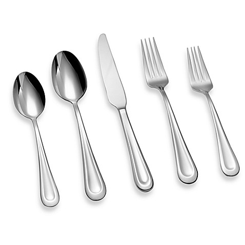 Ginkgo Corrie 20-Piece Flatware Set