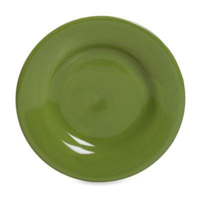 Barcelona Green 8 1/4-Inch Salad Plates (Set of 4)