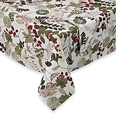 Willow Laminated Tablecloth