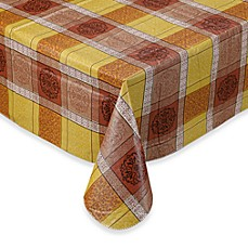 Morocco Vinyl Tablecloth