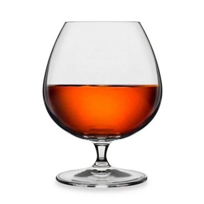 Luigi Bormioli Crescendo SON.hyx® 15 1/2-Ounce Cognac (Set of 4)