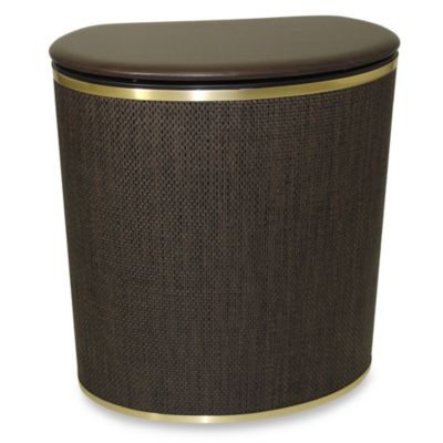 Bow Front Hamper Top Rated Bath