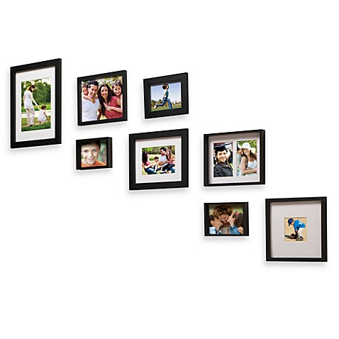 Wallverbs™ Gallery Solution 8-Piece Photo Frame Set