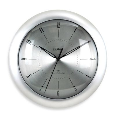 Firstime® Silent Plasma Wall Clock