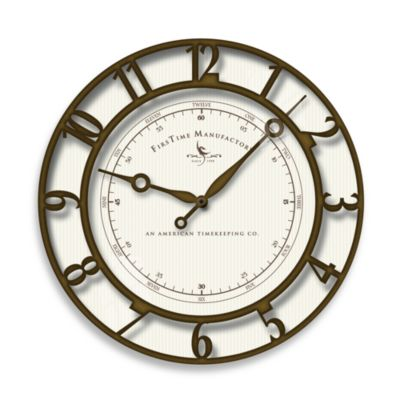 Park Hill Wall Clock
