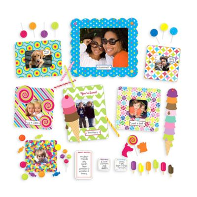 Butch & Harold Sweets Sticker Frames (Set of 7)