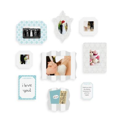 Butch and Harold Bliss Sticker Frames (Set of 6)