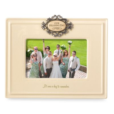 Grasslands Road Wedding Frame