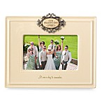 Our Wedding 4-Inch x 6-Inch Frame