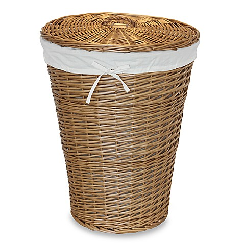 Elmsford Natural Willow Hamper