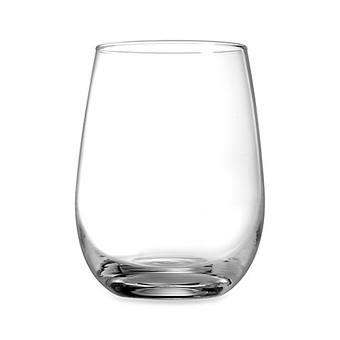 Luminarc® Cantata 16.5-Ounce Stemless White Wine Glass - Set of 4