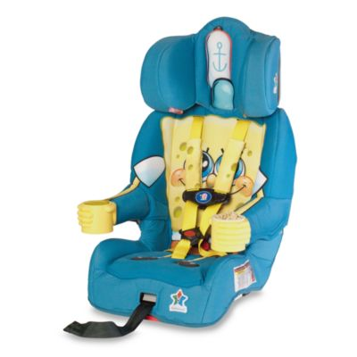 KIDSEmbrace™ Spongebob Squarepants© Combination Toddler/ Booster Car Seat