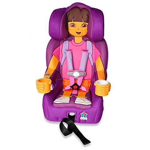 KIDSEmbrace™ Dora the Explorer® Combination Toddler/ Booster Car Seat