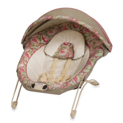 Graco® Simple Snuggles™ Bouncer in Jacqueline